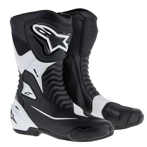 Laars Alpinestars SMX-S zwart-wit (2223517-12)