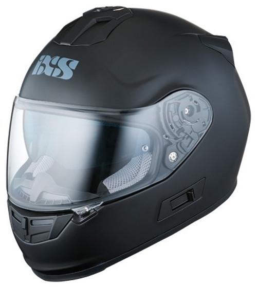Helm iXS HX 444 matzwart (X15044-M33)