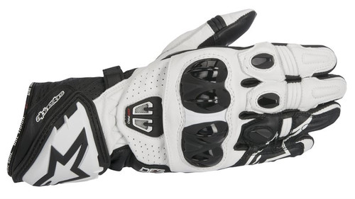 Handschoen Alpinestars GP-Pro R2 zwart-wit (3556717-12)