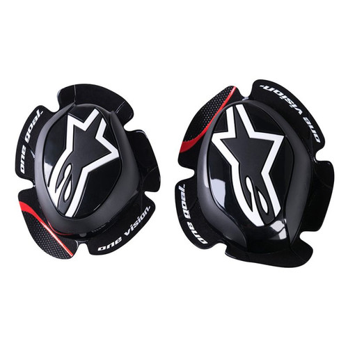 Kneesliders Alpinestars GP Pro zwart (6405017-10)
