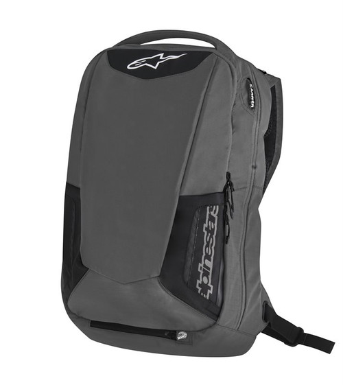 Rugtas Alpinestars City Hunter zwart grijs