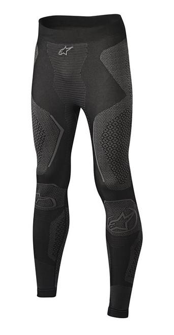 Broek Alpinestars Ride Tech Winter zwart-grijs (4752217-106)