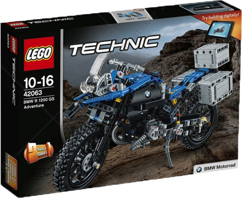 BMW Lego Technisch Model BMW R 1200 GS Adventure