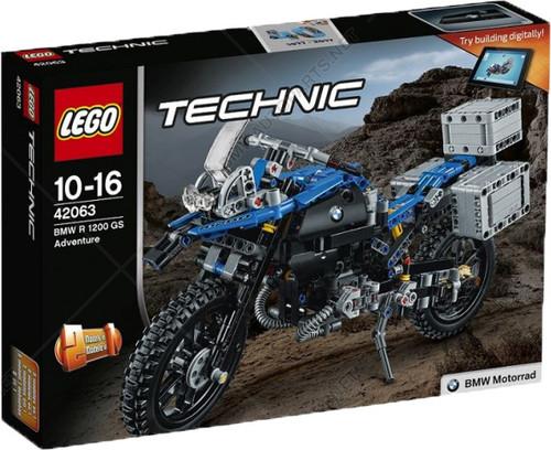 BMW Lego Technisch Model BMW R 1200 GS Adventure
