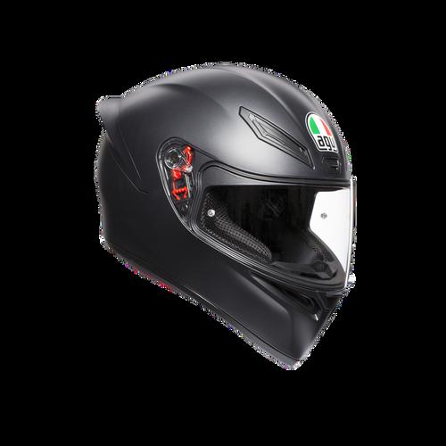 Helm AGV K1 matzwart (200281A4I0-003)