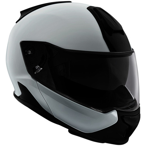 Helm BMW System 7 Carbon Light White