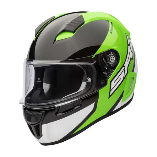 Helm Schuberth SR2 Wildcard groen (130 2206 712)