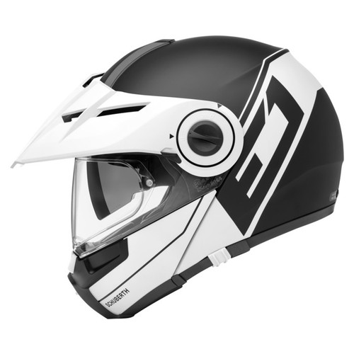 Helm Schuberth E1 Radiant Wit (130 2303 210)