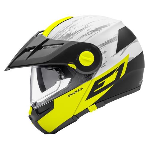 Helm Schuberth E1 Crossfire Fluor (130 2304 177)