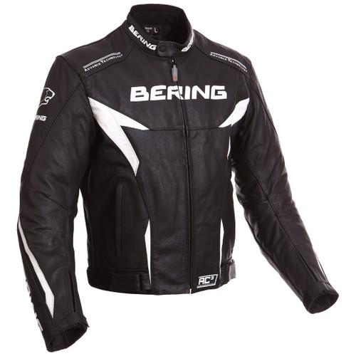 Jas Bering Fizio zwart-wit (BTB110)