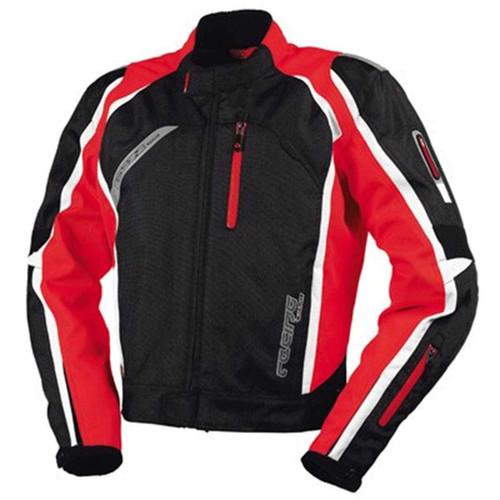 Jas iXS Kairon zwart-rood (X56403-321)