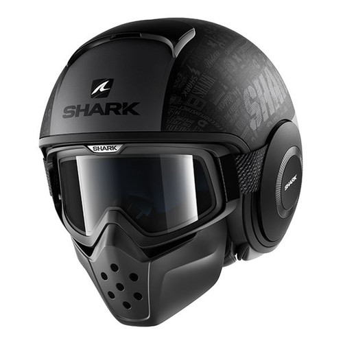 Helm Shark Drak Tribute  HE2906E KAA
