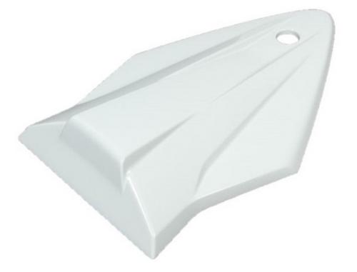 BMW S 1000 RR / R Afdekking Duozitting Light-White