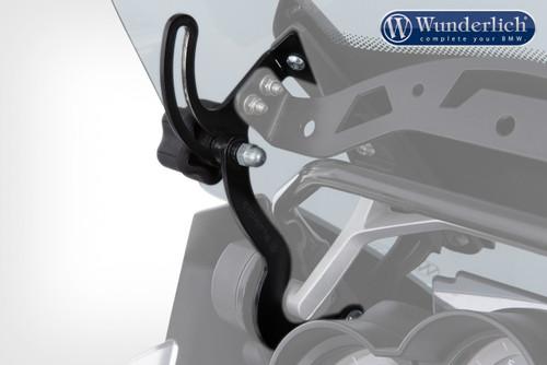 Wunderlich Extra versterking windscherm - links