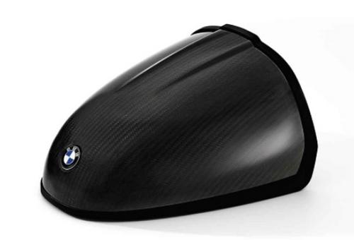 Set HP Carbon Buddyseatafdekking
