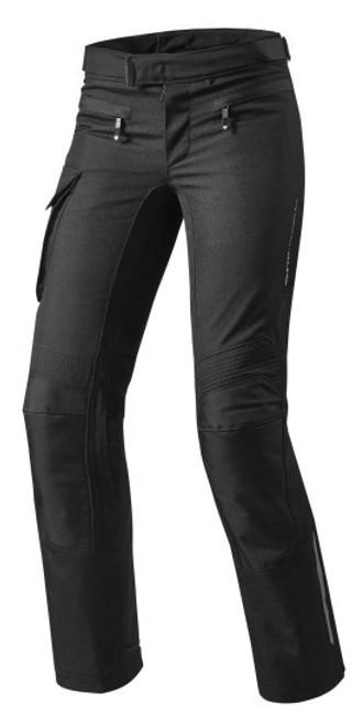 Pantalon Revit Enterprise 2 Dames Zwart voorzijde