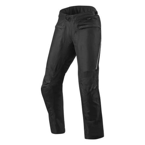 Revit Pantalon Factor 4 Zwart voorzijde