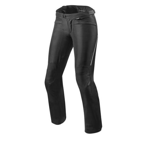 Revit Pantalon Factor 4 Dames zwart voorzijde