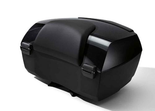 BMW Toer-Topkoffer 49 liter lupin blauw metallic/nacht-zwart uni