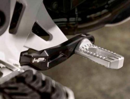 BMW HP Set Rem en Schakel Pedaal