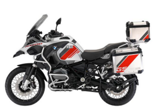 BMW R 1200 GS Adventure LC Set stickers