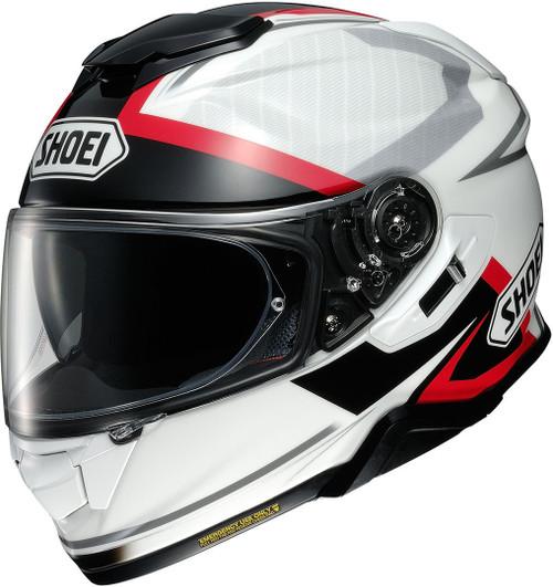 Helm Shoei GT-AIR 2 Affair TC-6 Rood/Wit