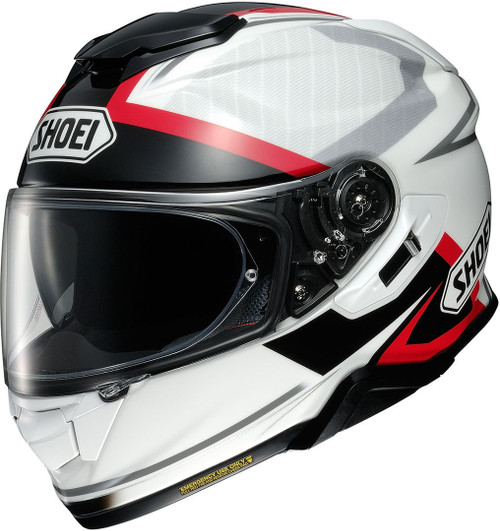 Helm Shoei GT-AIR 2 Affair TC-6 Rood/Wit