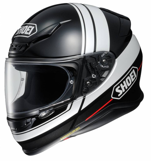 Helm SHoei NXR Philosopher TC-5 ZwartWit