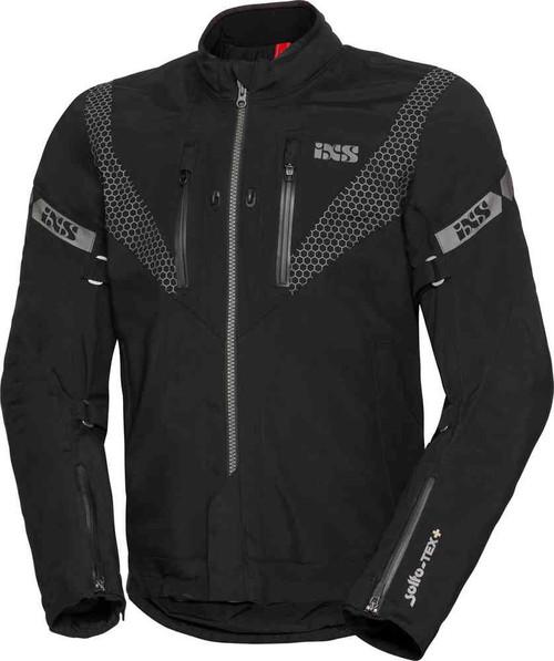Jas IXS Tour Jacket ST-Plus Zwart Voorzijde