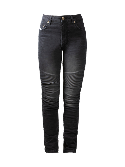 Betty Biker Black Voorzijde