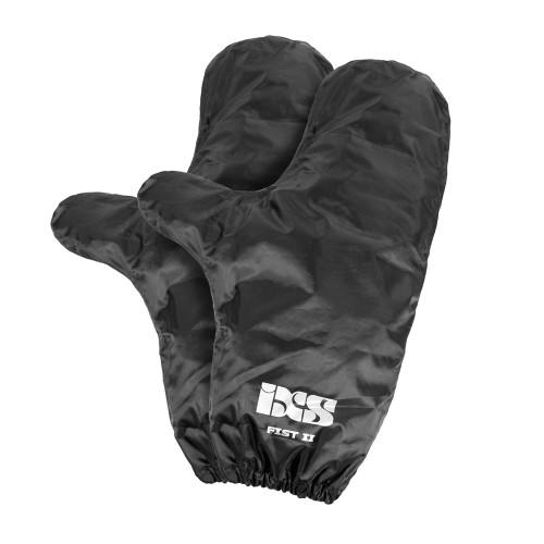 Regenhandschoen IXS Fist 2.0 Zwart