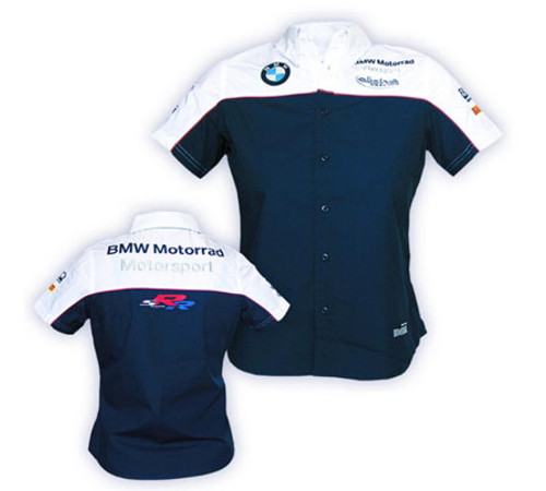 Blouse BMW Racing Team Alpha Blauw/Wit/Rood