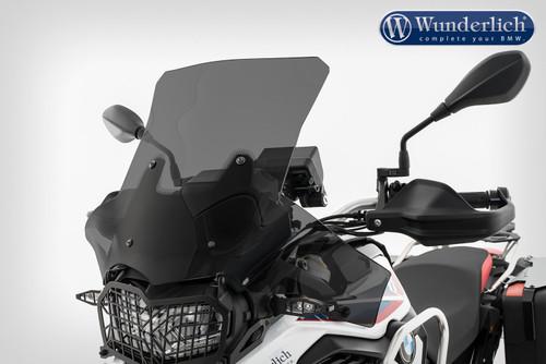 Wunderlich Windscherm Extreme F 750/850 GS grijs