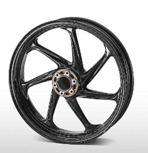 BMW S/M 1000 RR/R 2019 Voor velg carbon