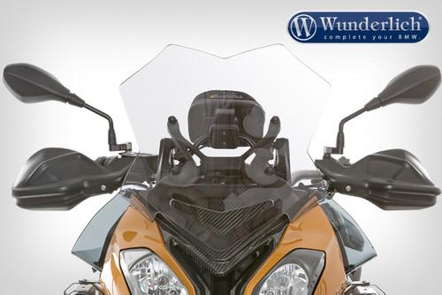 Wunderlich Windscherm Sport S 1000 XR - Transparant