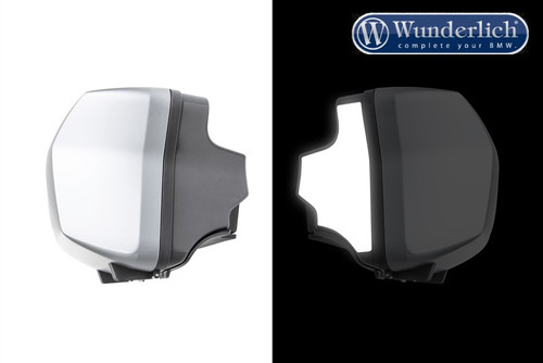 Wunderlich reflecterende stickers koffers R 1200 R/RS LC