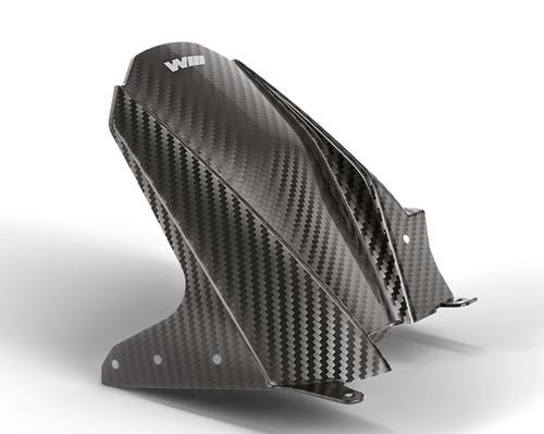 BMW S 1000 RR 2019 M Carbon Achter Spatbord