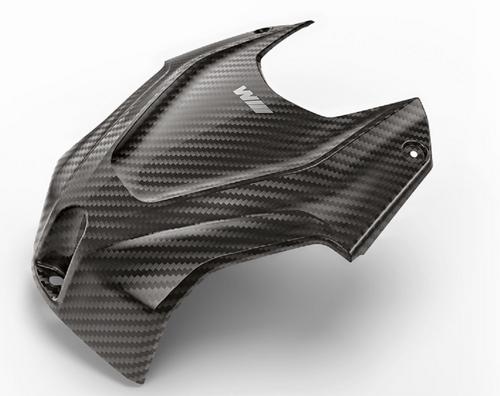 BMW S 1000 RR 2019 M Carbon Airbox afdekking