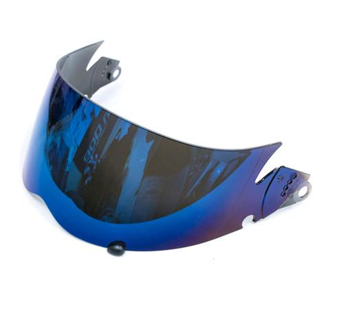 Airoh Mathisse iridium blauw, 027-K05MTBLO