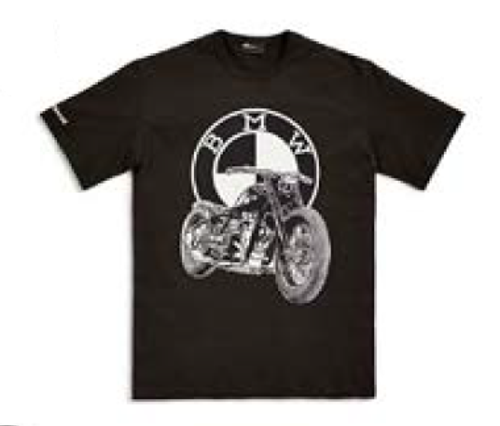 BMW Dealershirt zwart