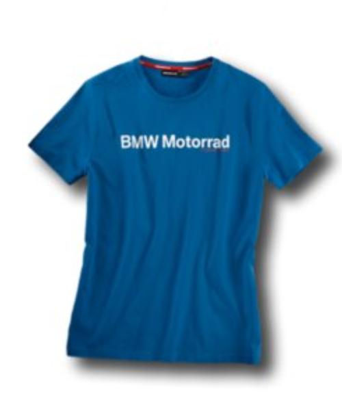BMW T-Shirt Logo - Heren