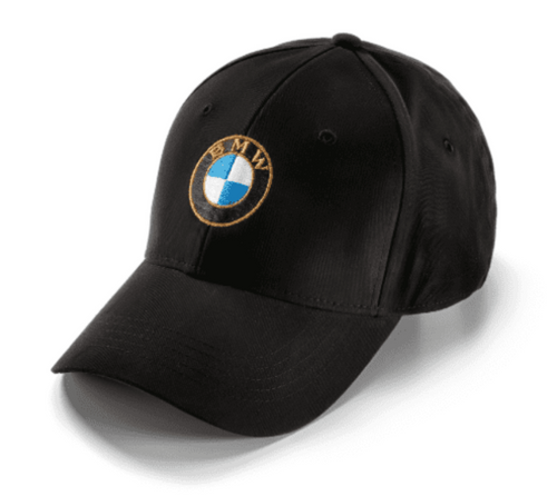 BMW Pet Logo zwart
