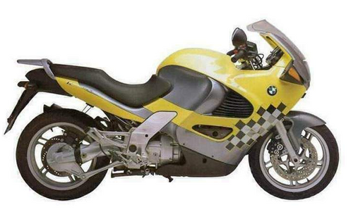 K 1200 RS 1997
