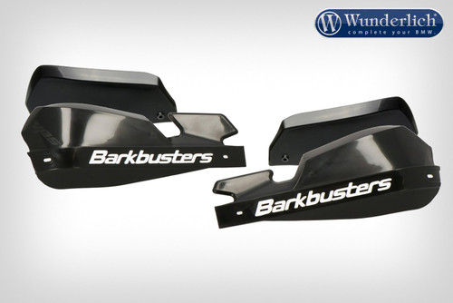 Wunderlich F Handbescherming Barkbusters - Zwart