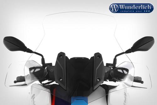 Wunderlich C 400 GT Windscherm »MARATHON«  - Transparant
