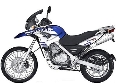 F 650 GS /F 650 GS Dakar 2000-2003