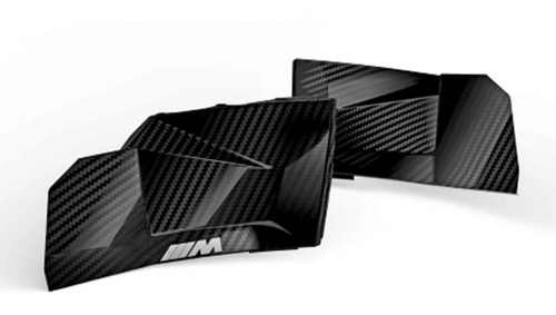 BMW S 1000 XR Binnenpaneel Carbon L en R