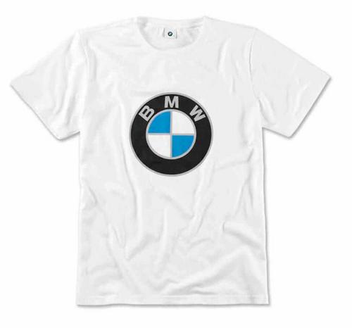 BMW T-Shirt Logo Uniseks