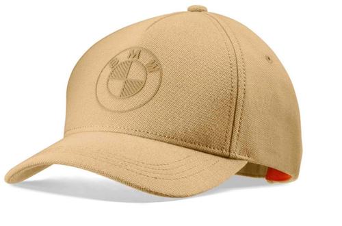 BMW Logo Cap Zand - one size