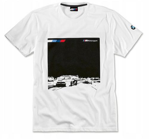 BMW M Motorsport T-Shirt Grafisch - Heren